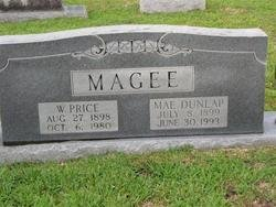 MAGEE, WILLIAM PRICE - Washington County, Louisiana | WILLIAM PRICE MAGEE - Louisiana Gravestone Photos