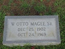 MAGEE, WILLIE OTT, SR - Washington County, Louisiana   WILLIE OTT, SR MAGEE - Louisiana Gravestone Photos