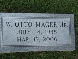 MAGEE, WILLIE OTTO JR - Washington County, Louisiana | WILLIE OTTO JR MAGEE - Louisiana Gravestone Photos