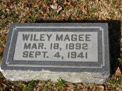 MAGEE, WILEY THOMAS - Washington County, Louisiana | WILEY THOMAS MAGEE - Louisiana Gravestone Photos