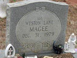 MAGEE, WESTON LANE - Washington County, Louisiana | WESTON LANE MAGEE - Louisiana Gravestone Photos