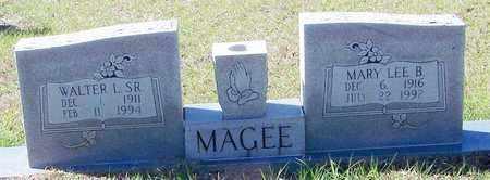 BROCK MAGEE, MARY LEE - Washington County, Louisiana   MARY LEE BROCK MAGEE - Louisiana Gravestone Photos