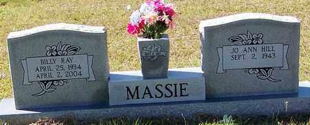 MASSIE, BILLY RAY - Washington County, Louisiana | BILLY RAY MASSIE - Louisiana Gravestone Photos