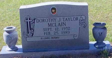 TAYLOR MCCLAIN, DOROTHY J - Washington County, Louisiana   DOROTHY J TAYLOR MCCLAIN - Louisiana Gravestone Photos