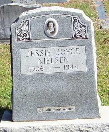 NIELSON, JESSIE JOYCE - Washington County, Louisiana | JESSIE JOYCE NIELSON - Louisiana Gravestone Photos