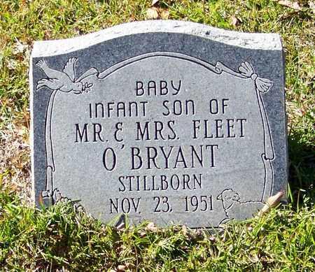 O'BRYANT, INFANT SON - Washington County, Louisiana   INFANT SON O'BRYANT - Louisiana Gravestone Photos