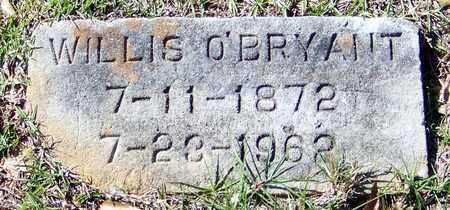 O'BRYANT, WILLIS - Washington County, Louisiana   WILLIS O'BRYANT - Louisiana Gravestone Photos