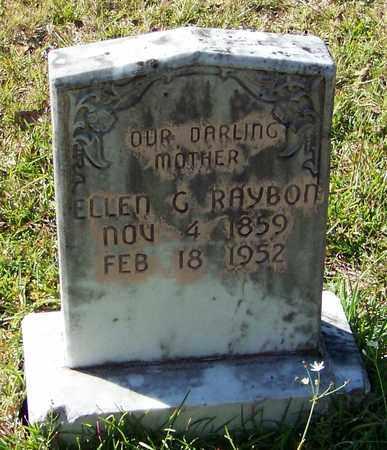 RAYBON, ELLEN G - Washington County, Louisiana | ELLEN G RAYBON - Louisiana Gravestone Photos