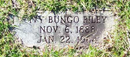 RILEY, IVY BUNGO - Washington County, Louisiana   IVY BUNGO RILEY - Louisiana Gravestone Photos