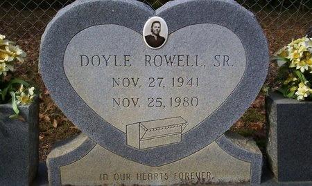 ROWELL, DOYLE, SR - Washington County, Louisiana   DOYLE, SR ROWELL - Louisiana Gravestone Photos