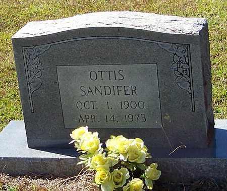 SANDIFER, OTTIS - Washington County, Louisiana | OTTIS SANDIFER - Louisiana Gravestone Photos