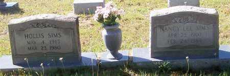 SIMS, NANCY - Washington County, Louisiana   NANCY SIMS - Louisiana Gravestone Photos
