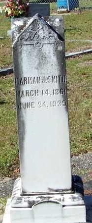 SMITH, HARMON J - Washington County, Louisiana | HARMON J SMITH - Louisiana Gravestone Photos