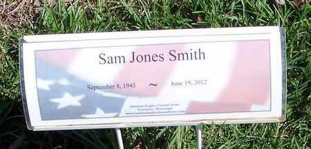 SMITH, SAM JONES - Washington County, Louisiana | SAM JONES SMITH - Louisiana Gravestone Photos