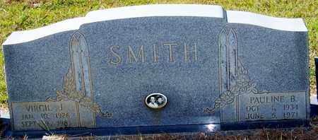 SMITH, PAULINE B - Washington County, Louisiana | PAULINE B SMITH - Louisiana Gravestone Photos