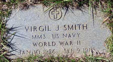 SMITH, VIRGIL J  (VETERAN WWII) - Washington County, Louisiana   VIRGIL J  (VETERAN WWII) SMITH - Louisiana Gravestone Photos