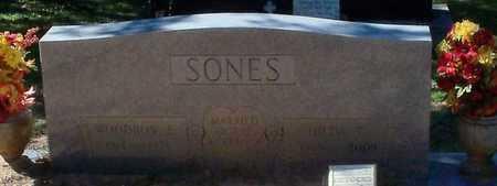SONES, WOODROW F - Washington County, Louisiana | WOODROW F SONES - Louisiana Gravestone Photos