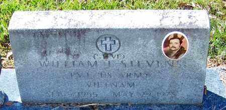 STEVENS, WILLIAM T (VETERAN VIET) - Washington County, Louisiana | WILLIAM T (VETERAN VIET) STEVENS - Louisiana Gravestone Photos