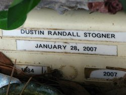 STOGNER, DUSTIN RANDALL - Washington County, Louisiana   DUSTIN RANDALL STOGNER - Louisiana Gravestone Photos