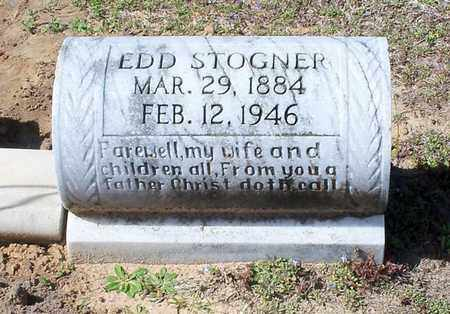 STOGNER, EDD - Washington County, Louisiana | EDD STOGNER - Louisiana Gravestone Photos