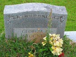 STOGNER, GEORGIA J - Washington County, Louisiana | GEORGIA J STOGNER - Louisiana Gravestone Photos