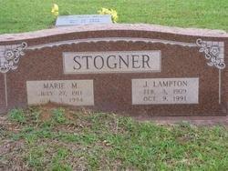 STOGNER, MARIE M - Washington County, Louisiana | MARIE M STOGNER - Louisiana Gravestone Photos