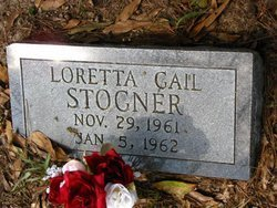 STOGNER, LORETTA GAIL - Washington County, Louisiana | LORETTA GAIL STOGNER - Louisiana Gravestone Photos