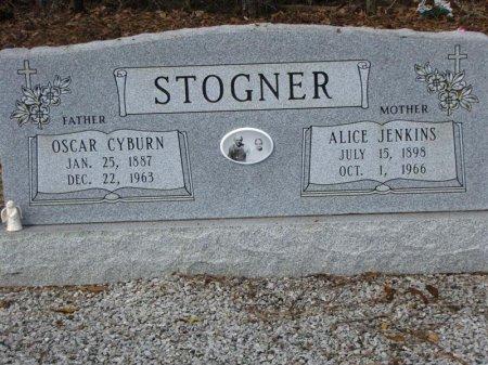STOGNER, ALICE - Washington County, Louisiana | ALICE STOGNER - Louisiana Gravestone Photos