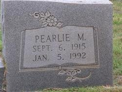STOGNER, PEARLIE M (CLOSEUP) - Washington County, Louisiana | PEARLIE M (CLOSEUP) STOGNER - Louisiana Gravestone Photos