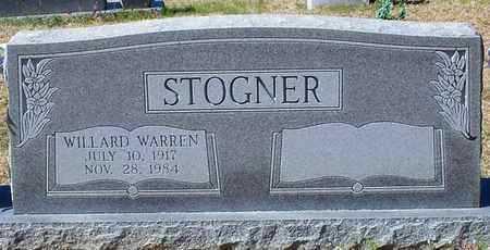 STOGNER, WILLARD WARREN - Washington County, Louisiana   WILLARD WARREN STOGNER - Louisiana Gravestone Photos