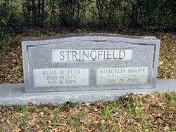 STRINGFIELD, BENE BUTLER - Washington County, Louisiana   BENE BUTLER STRINGFIELD - Louisiana Gravestone Photos