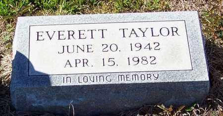 TAYLOR, EVERETT - Washington County, Louisiana | EVERETT TAYLOR - Louisiana Gravestone Photos