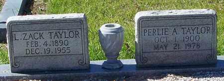 TAYLOR, PEARLIE A - Washington County, Louisiana | PEARLIE A TAYLOR - Louisiana Gravestone Photos