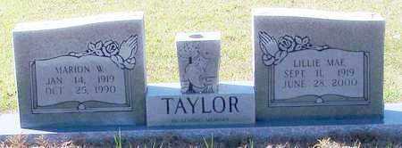 TAYLOR, LILLIE MAE - Washington County, Louisiana | LILLIE MAE TAYLOR - Louisiana Gravestone Photos