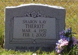 THERIOT, SHARON KAY - Washington County, Louisiana | SHARON KAY THERIOT - Louisiana Gravestone Photos