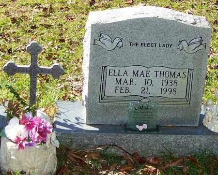 THOMAS, ELLA MAE - Washington County, Louisiana | ELLA MAE THOMAS - Louisiana Gravestone Photos