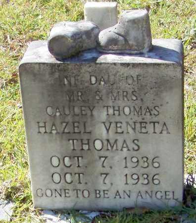 THOMAS, HAZEL VENETA - Washington County, Louisiana | HAZEL VENETA THOMAS - Louisiana Gravestone Photos