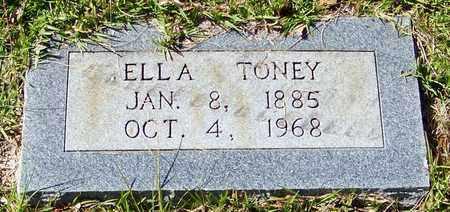 TONEY, ELLA - Washington County, Louisiana | ELLA TONEY - Louisiana Gravestone Photos