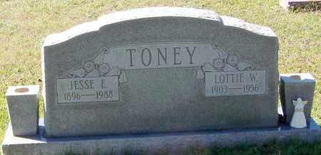 TONEY, LOTTIE W - Washington County, Louisiana | LOTTIE W TONEY - Louisiana Gravestone Photos