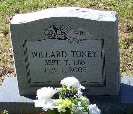 TONEY, WILLARD - Washington County, Louisiana   WILLARD TONEY - Louisiana Gravestone Photos