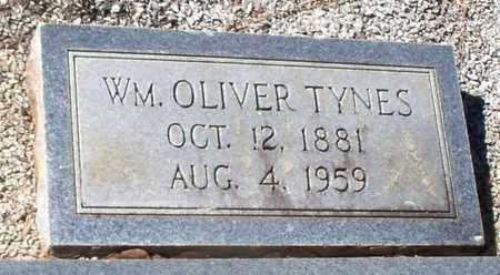 TYNES  , WILLIAM OLIVER   (2ND MARKER) - Washington County, Louisiana | WILLIAM OLIVER   (2ND MARKER) TYNES   - Louisiana Gravestone Photos