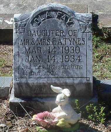 TYNES, OLA FAY - Washington County, Louisiana | OLA FAY TYNES - Louisiana Gravestone Photos