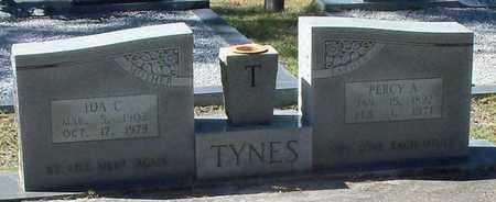 TYNES, PERCY ALBERT - Washington County, Louisiana | PERCY ALBERT TYNES - Louisiana Gravestone Photos