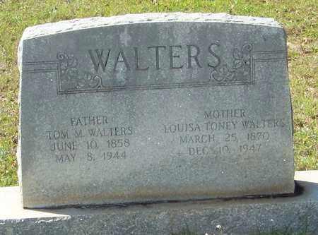 TONEY WALTERS, LOUISA - Washington County, Louisiana | LOUISA TONEY WALTERS - Louisiana Gravestone Photos