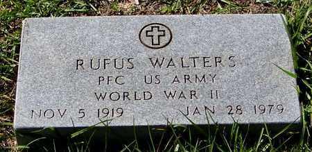 WALTERS, RUFUS  (VETERAN WWII) - Washington County, Louisiana   RUFUS  (VETERAN WWII) WALTERS - Louisiana Gravestone Photos