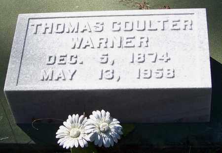 WARNER, THOMAS COULTER - Washington County, Louisiana | THOMAS COULTER WARNER - Louisiana Gravestone Photos