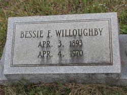 WILLOUGHBY, BESSIE - Washington County, Louisiana | BESSIE WILLOUGHBY - Louisiana Gravestone Photos