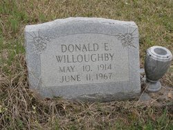WILLOUGHBY, DONALD E - Washington County, Louisiana | DONALD E WILLOUGHBY - Louisiana Gravestone Photos