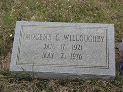 CROW WILLOUGHBY, IMOGENE - Washington County, Louisiana   IMOGENE CROW WILLOUGHBY - Louisiana Gravestone Photos
