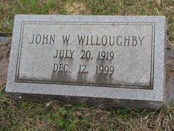 WILLOUGHBY, JOHN WARREN,  SR (VETERAN WWII) - Washington County, Louisiana | JOHN WARREN,  SR (VETERAN WWII) WILLOUGHBY - Louisiana Gravestone Photos